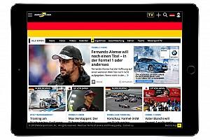 Motorsport.com startet Internetpräsenz in deutscher Sprache