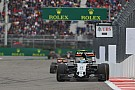 Force India n'écarte pas encore Lotus pour le Top 5