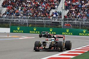 Formule 1 Actualités Grosjean veut que la F1 s'inspire du MotoGP pour les vendredis de GP