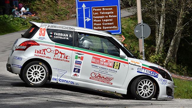 Suzuki Rally Cup: a Como l'ultimo appuntamento