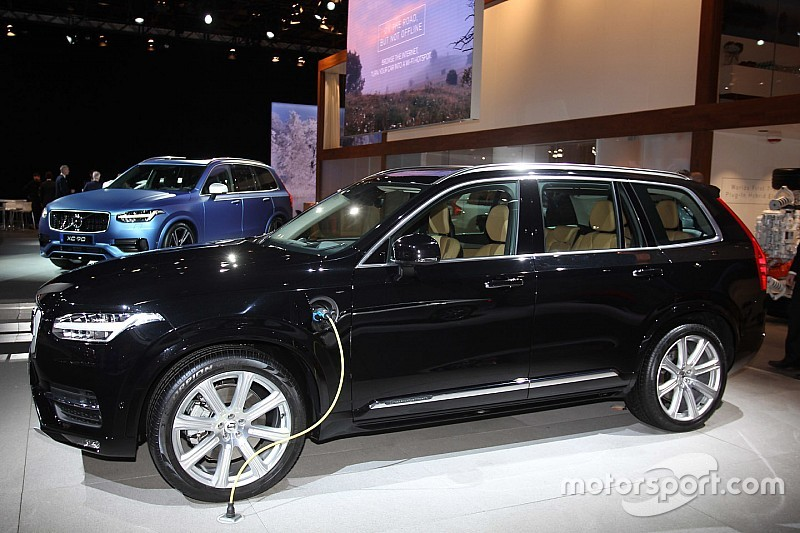 Volvo wil in 2019 volledig elektrische auto lanceren
