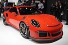 Un problème d'aéro sur la nouvelle Porsche 911 GT3 RS?