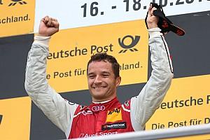 DTM Race report Hockenheim DTM: Scheider takes milestone win, Wehrlein crowned champion