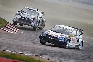 World Rallycross Résumé de course Manches 1 & 2 - Solberg et Kristoffersson au-dessus de la mêlée