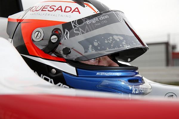 Course 3 - Rosenqvist remporte une finale mouvementée