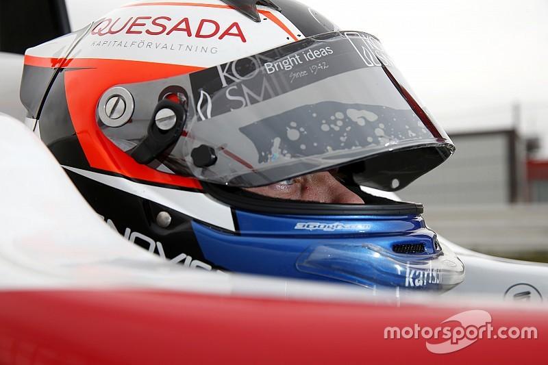 Rosenqvist se lleva la victoria en el final de la F3