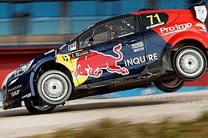 World Rallycross Ultime notizie RX-Lite, Eriksson vince, a Kevin Hansen il Titolo