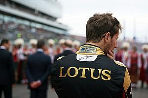 Fórmula 1 Previo Grosjean está optimista para la carrera en Estados Unidos
