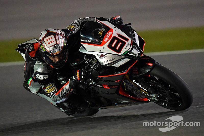 Superbike-WM Katar: Jordi Torres mit erstem Sieg