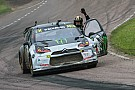 Solberg wint Rallycross Barcelona na dominante finale
