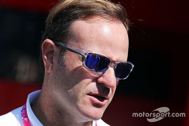 Barrichello lamenta fim de equipe que o projetou no exterior