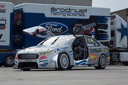 Prodrive to bring 'Back to the Future' inspired car to Gold Coast
