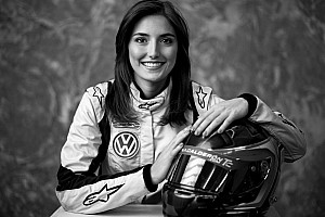 """F3 Europe Special feature Tatiana Calderon: """"It's been a tough year, but I'm better for it"""""""