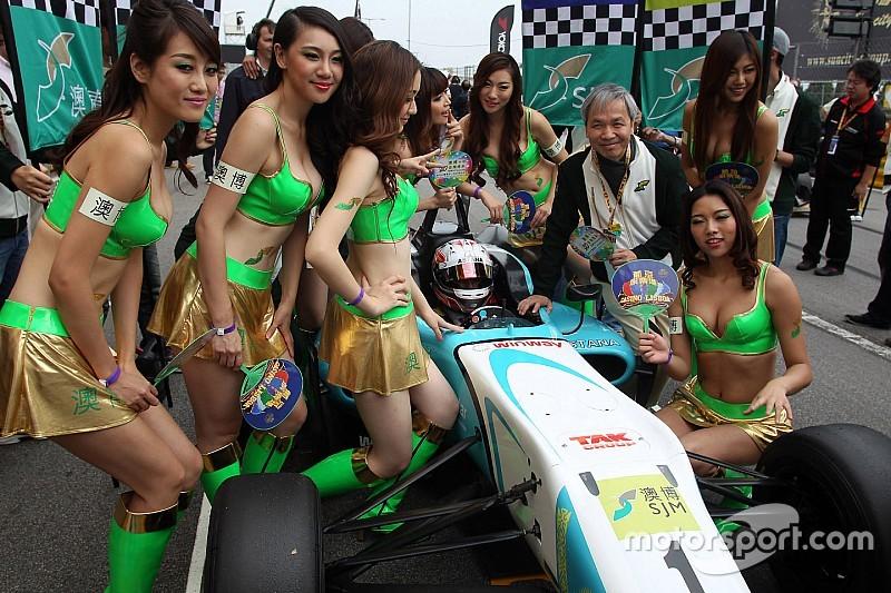 Хункаделья выступит на Гран При Макао Ф3