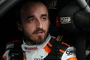WRC Commento Kubica: