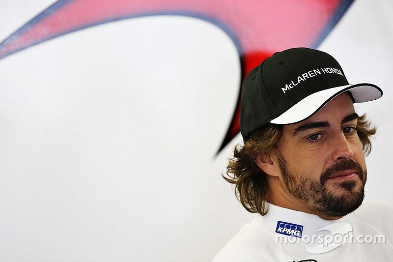 """Alonso - Gagner 2,5 secondes est """"réaliste"""" pour 2016"""
