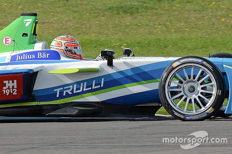 """فريق """"ترولي"""" لن يشارك في سباق بكين الافتتاحي للفورمولا إي"""