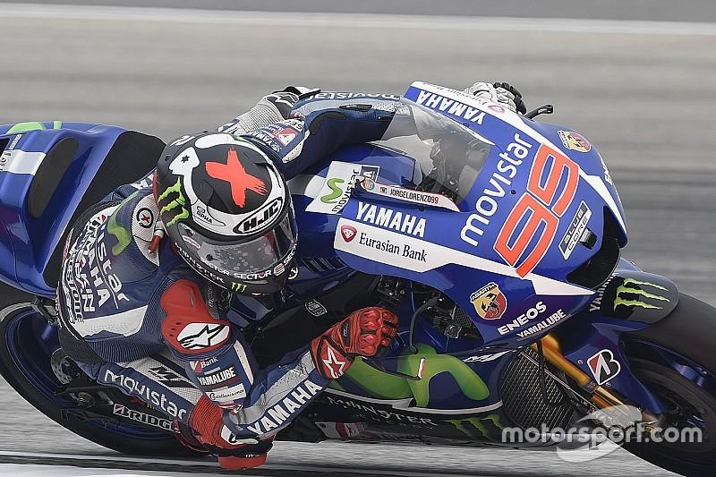 Lorenzo fala em problemas nos freios e lamenta 4º na Malásia