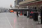 الأحوال الجوية السيئة تتسيد مشهد تجارب السبت في أوستن