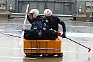 Formel 1 in Austin: Fröhliche Wasserspiele statt Qualifying