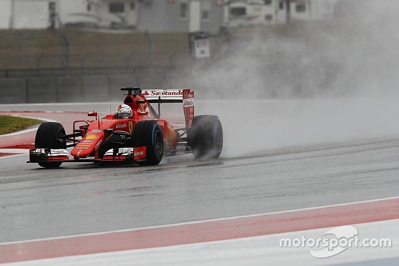 """Vettel: """"Fortunato in Q1, è stato giusto fermare la Q3"""""""