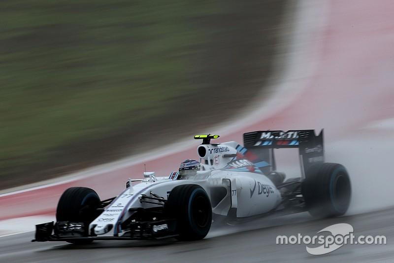 Bottas ontvangt penalty vanwege wisselen versnellingsbak