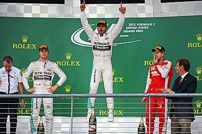 Lewis Hamilton à court de mots pour accueillir son troisième titre