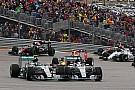 Nico Rosberg not amused: 'Lewis extreem agressief'