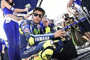 MotoGP Actualités Valentino Rossi -