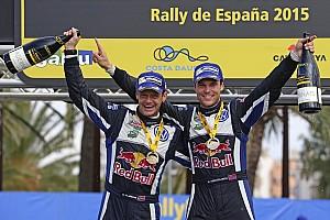 WRC Commento Mikkelsen:
