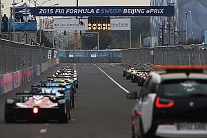 Formula E Analysis Analysis: Formula E's Brave New World