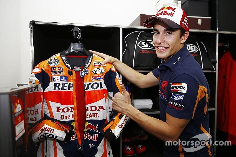 "Marquez: ""Ora penso solo a Valencia"""