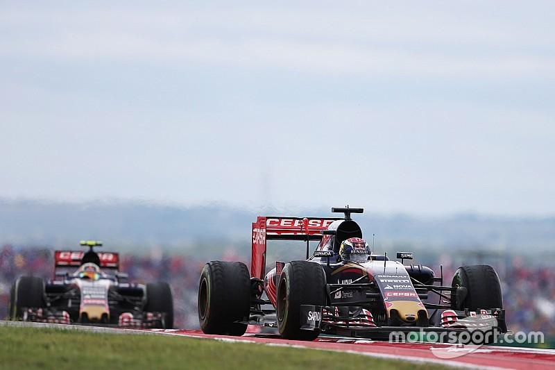 Toro Rosso, relajado ante su acercamiento a Ferrari