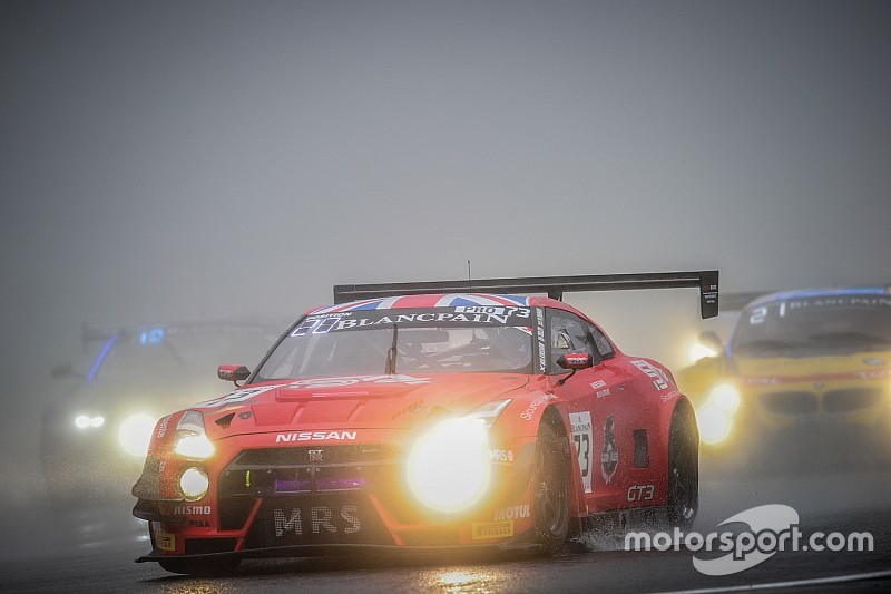 Impressive numbers for the 2015 Blancpain GT Series