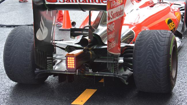 Ferrari: cofano più largo e Monkey seat nel posteriore