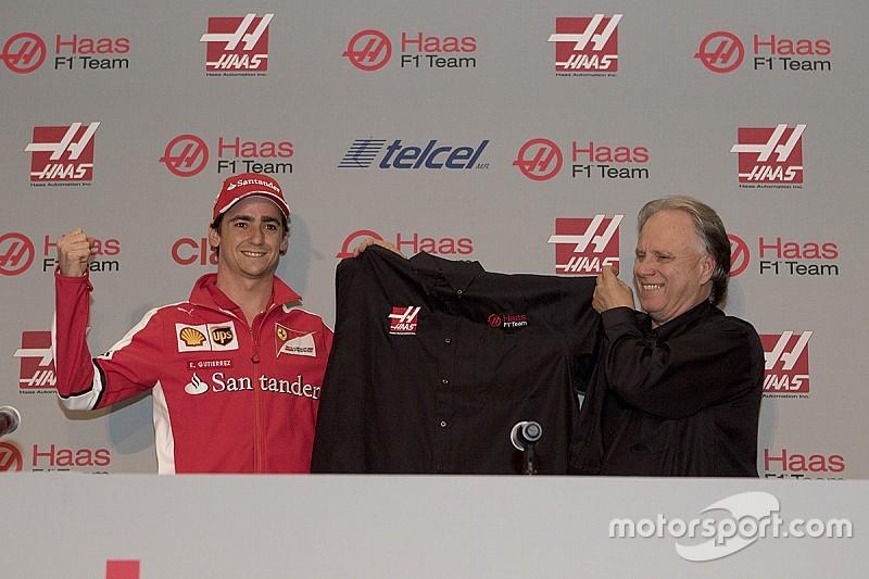 """Haas - Gutiérrez est """"jeune et affamé, mais pas inexpérimenté"""""""