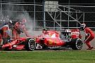 Raikkonen recebe punição de 35 posições no grid