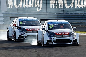 WTCC Race report José María López retains world championship title!