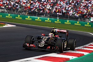Формула 1 Пресс-релиз Мальдонадо: В концовке я был быстрее Грожана