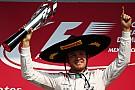 Rosberg passa Massa e Barrichello em vitórias no México