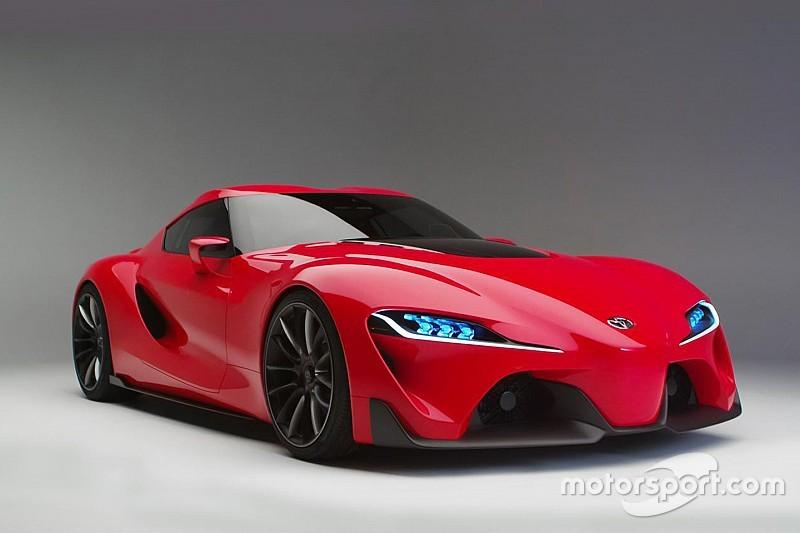 Toyota va faire revivre la Supra