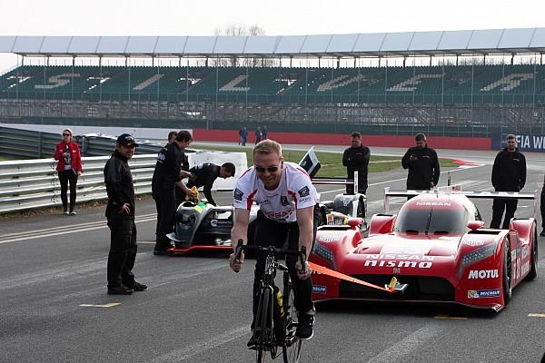 勒芒24小时耐力赛 克里斯·霍伊爵士首测LMP2