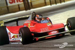 Formule 1 Actualités Gilles Villeneuve - Souvenirs du 'Petit Prince'