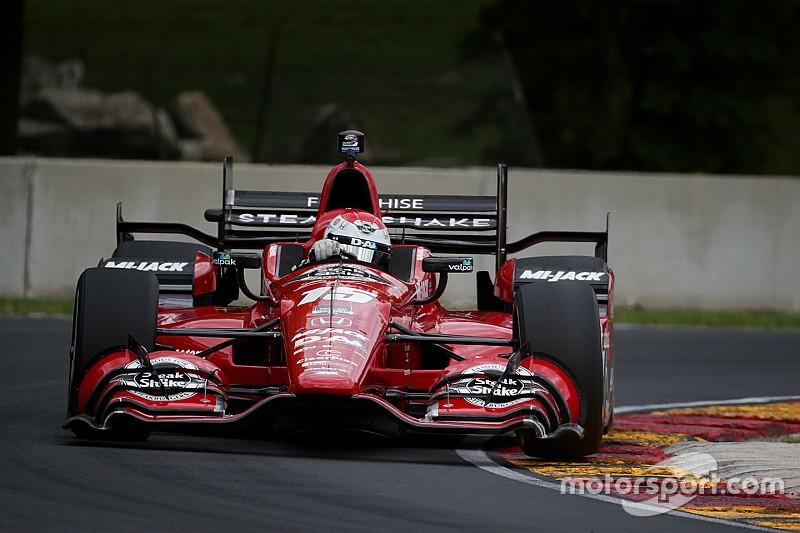IndyCar-Aerokits 2016: Honda darf nachrüsten