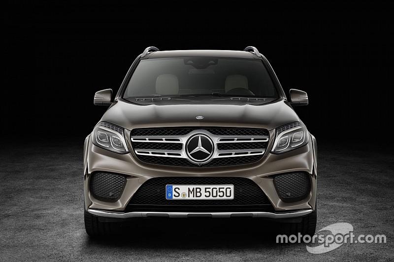 Nouveau Mercedes-Benz GLS, la classe S des SUV