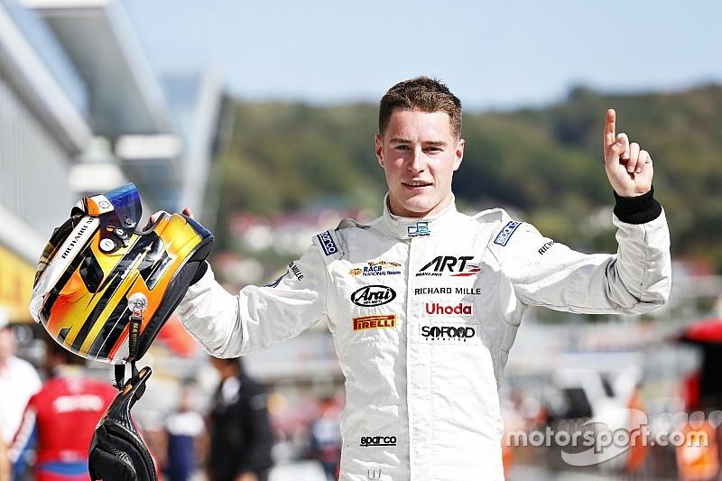 Vandoorne in rookietest Super Formula: 'Sneller dan F1'