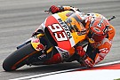 Valencia MotoGP: Marquez leads FP1, Lorenzo outpaces Rossi