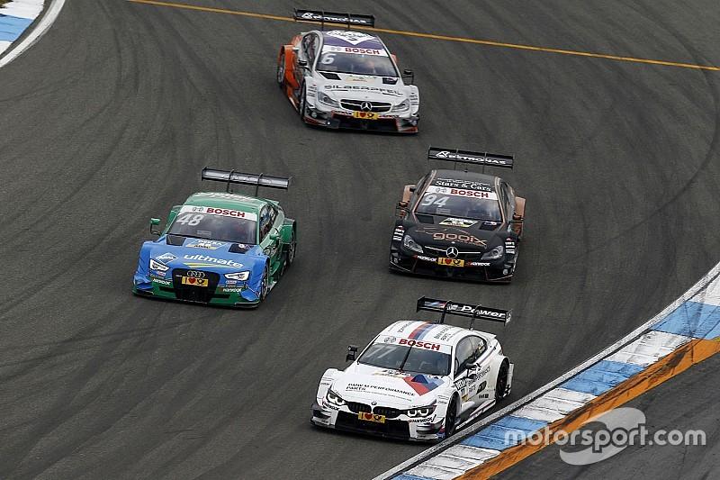 Ауфрехт: DTM – командный вид спорта