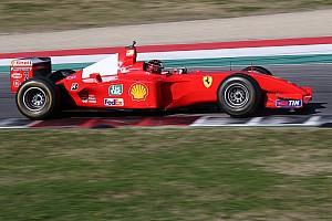Ferrari Vista previa Un vistazo a la F1 Clienti en Mugello
