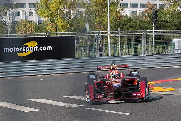 Fórmula E Duval fue el más rápido en el inicio en Malasia